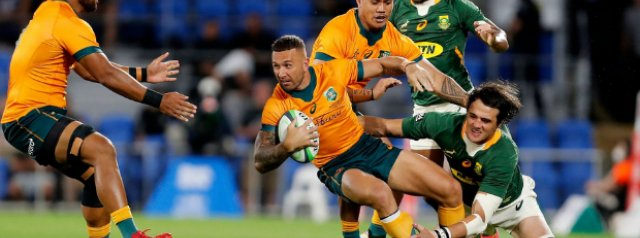 Looking ahead to the weekend's Rugby Championship action