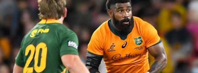 Australia 30-17 South Africa: Ikitau and Koroibete lead Wallabies to victory