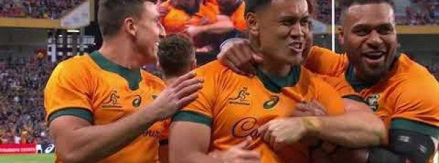HIGHLIGHTS: Australia v South Africa
