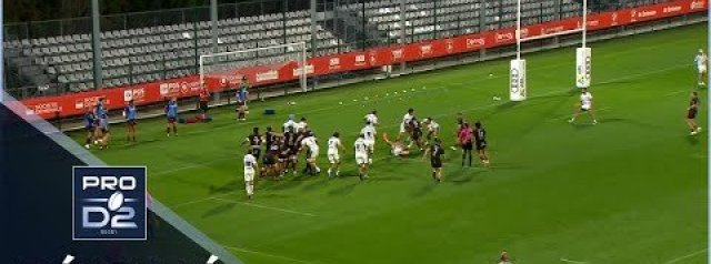HIGHLIGHTS: Rouen Rugby v Colomiers