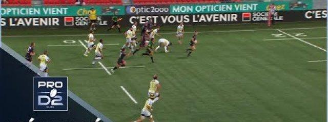 HIGHLIGHTS: US Oyonnax v Carcassonne