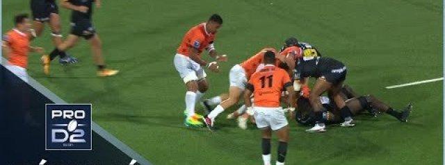 HIGHLIGHTS: Provence Rugby v Narbonne