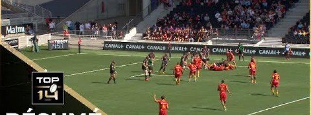HIGHLIGHTS: Lyon v Perpignan