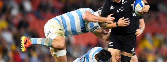Rugby Championship: top stats performers from the weekend