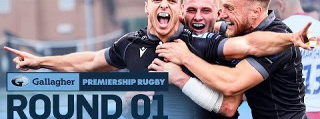 Round 1 Extended HIGHLIGHTS | The Premiership's Back! | Premiership 2020/21