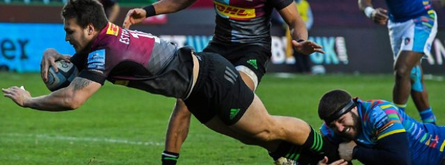 Andre 'The Giant' Esterhuizen recommits to Quins