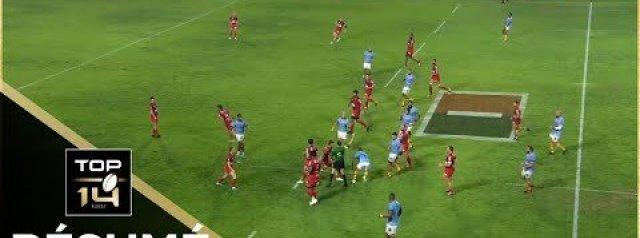 Top 14 Highlights: Perpignan Vs RC Toulon