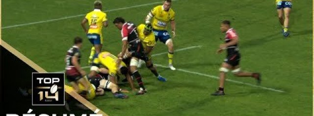 HIGHLIGHTS: Toulouse v Clermont Auvergne
