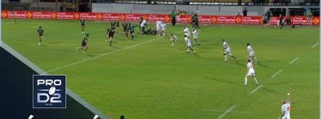 Pro D2 Highlights: Carcassonne Vs Provence Rugby