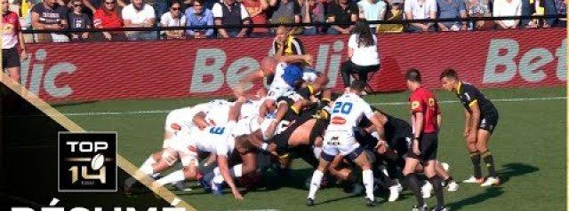 Top 14 Highlights: La Rochelle Vs Castres Olympique