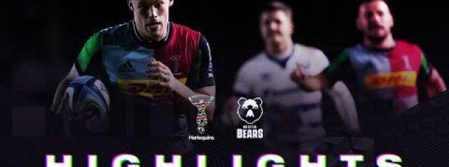 Premiership Highlights: Harlequins Vs Bristol Bears