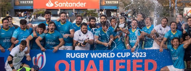 Uruguay and Chile move up World Rugby Men's Rankings