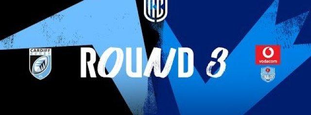 Cardiff v Bulls | Match Highlights | Round 3 | United Rugby Championship