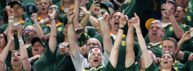 South Africa to welcome fans back in the stands