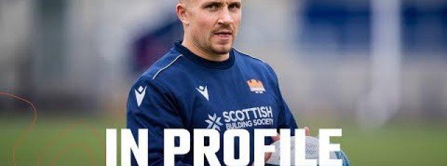 In Profile   Ben Vellacott loving life in the Scottish capital!