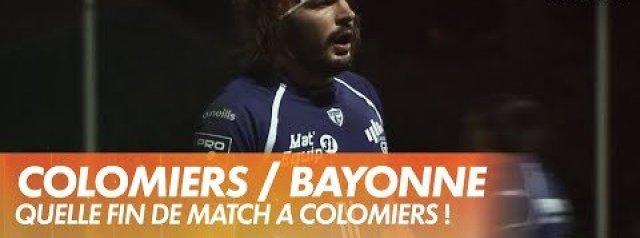 HIGHLIGHTS: Colomiers v Bayonne