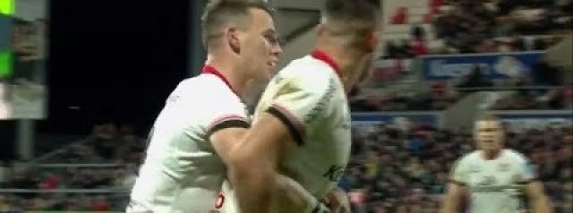 VIDEO HIGHLIGHTS: Ulster Rugby v Lions