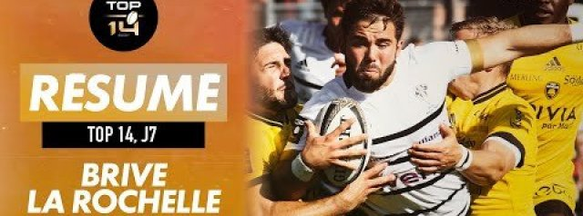 Highlights: Brive v La Rochelle