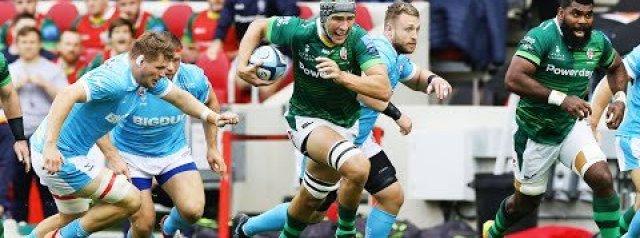 HIGHLIGHTS: London Irish v Gloucester Rugby