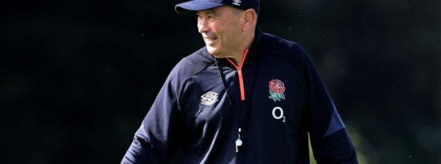 Eddie Jones names England squad for Autumn Nations Series
