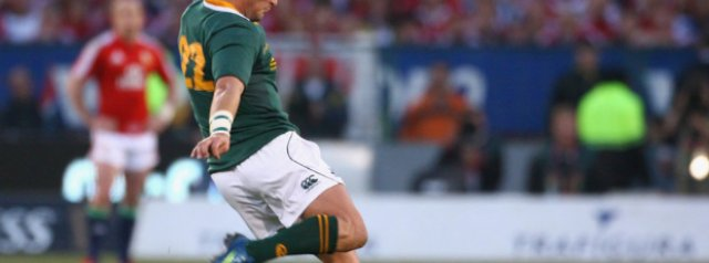 Morne Steyn retires from international rugby
