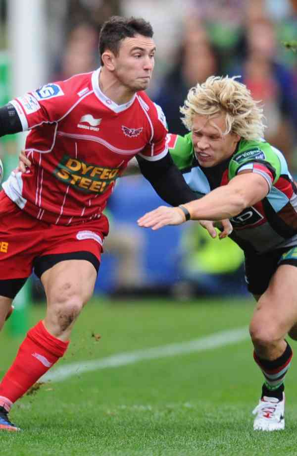 Kristian Phillips Ultimate Rugby Players News Fixtures