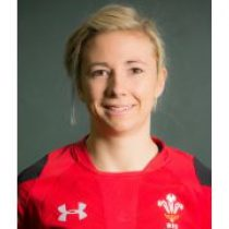 Elinor Snowsill rugby player