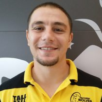 Florin Ionita Bucharest Wolves